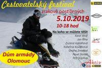 Plakat cestovatelsky festival
